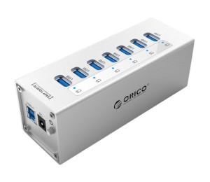 USB Hub: Orico A3H7 7-Port USB 3.0