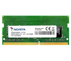 Laptop RAM: AData SO-DIMM 16GB DDR4 2400MHz CL17