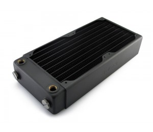 Radiator: XSPC RX240