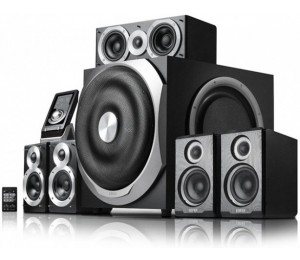 Speaker: Edifier S550