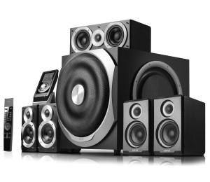 Speaker: Edifier S760D