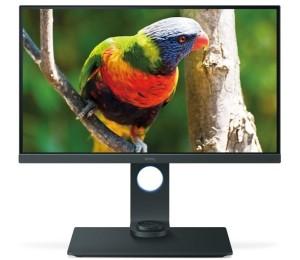 Monitor: BenQ Ultra HD 4K SW271 IPS