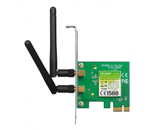 Network Card: TP-Link PCI Express TL-WN881ND
