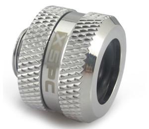 "Fitting: XSPC G1/4"" to 10mm ID,14mm OD PETG Rigid Tubing Triple Seal (8 Pack)"