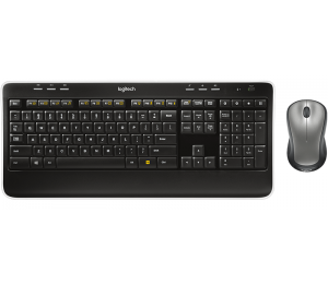 Mouse+Keyboard: Logitech MK520 Cordless Desktop