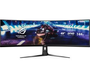 Monitor: Asus Super Ultra wide ROG Strix XG49VQ VA Curved Gaming