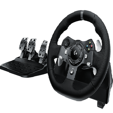 Racing Wheel: Logitech G920 Driving Force For XBox One & PC